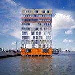 Exterior - Silodam Housing Block in Amsterdam / MVRDV
