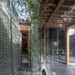 Middle courtyard veranda - Qishe Courtyard in Beijing / ARCHSTUDIO