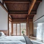Back courtyard secondary bedroom - Qishe Courtyard in Beijing / ARCHSTUDIO