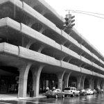 Exterior Temple Street Parking Garage / Paul Rudolph