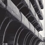 Detail - Temple Street Parking Garage / Paul Rudolph