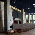 Lobby entrnace - Tokyo Metropolitan Festival Hall (Tokyo Bunka Kaika / Kunio Maekawa