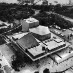 Aerial View - Tokyo Metropolitan Festival Hall (Tokyo Bunka Kaika / Kunio Maekawa