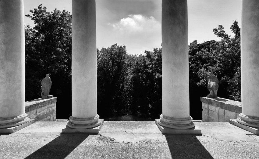 Columns - Villa Capra La Rotonda / Andrea Palladio