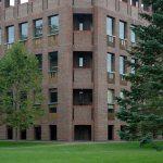 Corner Facade- Phillips Exeter Academy Library / Louis Kahn