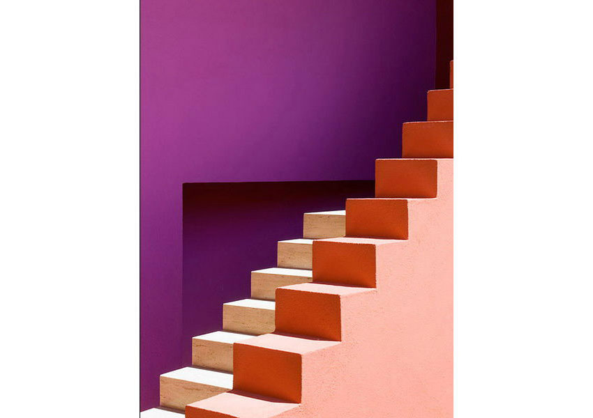 Stairs - House Adrenaline in Sotogrande / Ricardo Legorreta