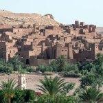 Ksar Aït Benhaddou in Morocco / Unesco World Heritage
