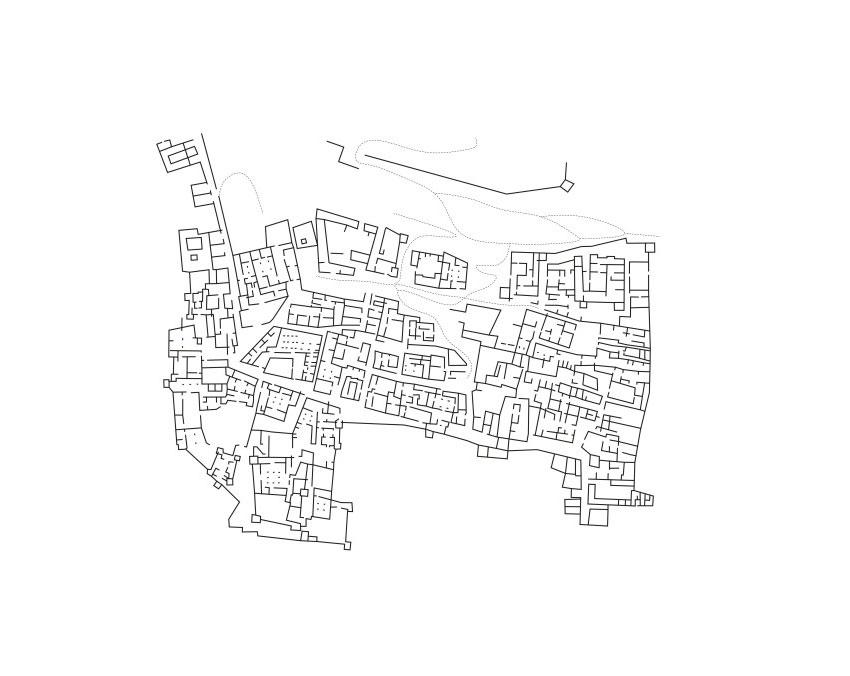 Floor Plan - Ksar Aït Benhaddou