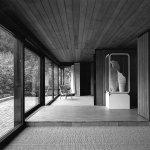 Interior - Utzon's House in Hellebæk / Jørn Utzon