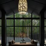 Lobby - Aman Kyoto Resort / Kerry Hill Architects