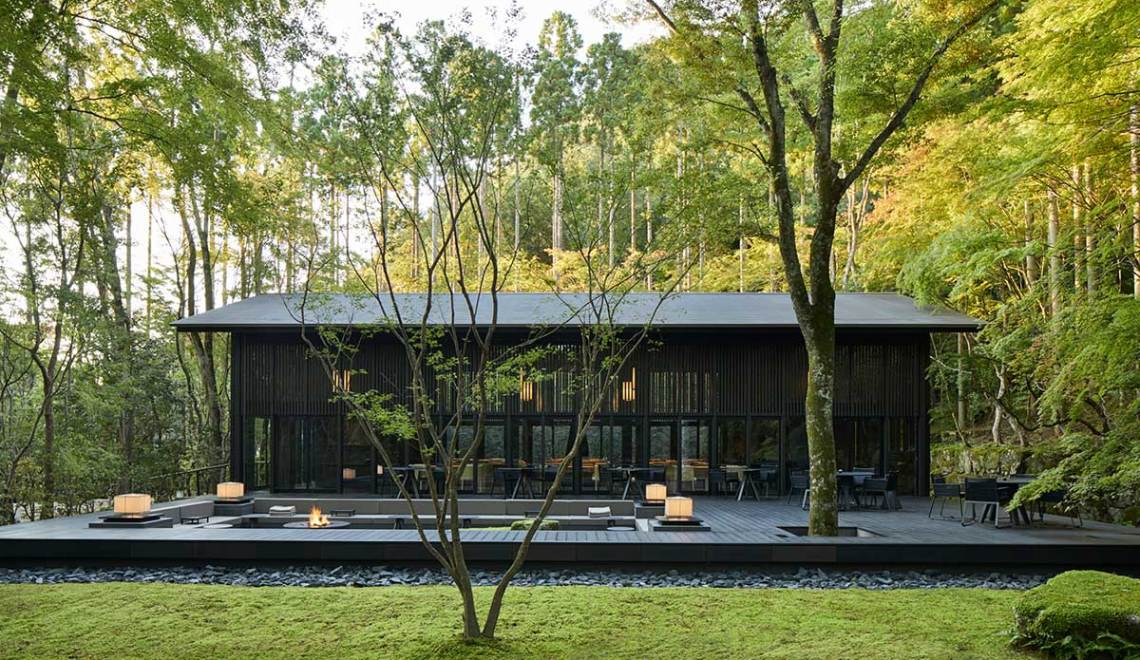 Aman Kyoto Resort / Kerry Hill Architects