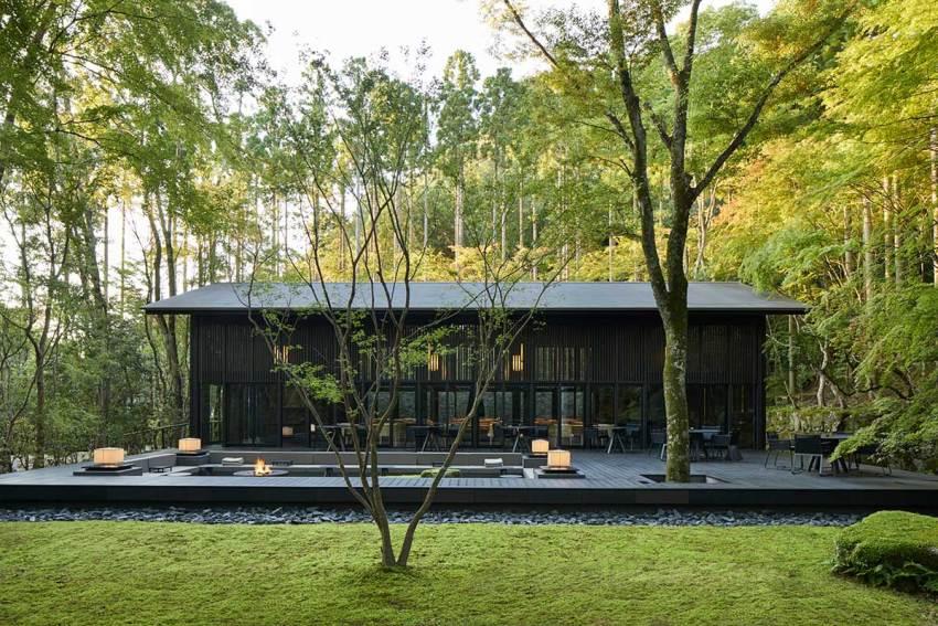 Aman Kyoto Resort / Kerry Hill Architects