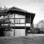 Side View - Kenzo Tange's House / Villa Seijo