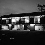 Night view - Kenzo Tange's House / Villa Seijo