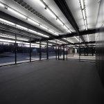 Glass - Mies van der Rohe Gas Station Conversion on Nuns Island / FABG Architects