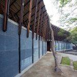 Jetavan - Spiritual Development Center / Sameep Padora and Associates