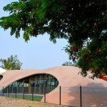 Exterior - Maya Somaiya Library and Sharda School / Sameep Padora and Associates