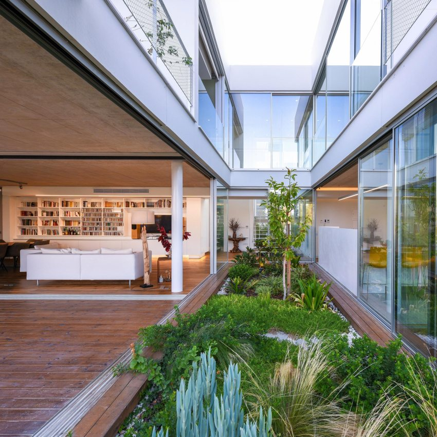 Garden House byChristos Pavlou -Architecture, Building & Structure Design Round-Up / A' Design Award & Competition 2020 - 2021