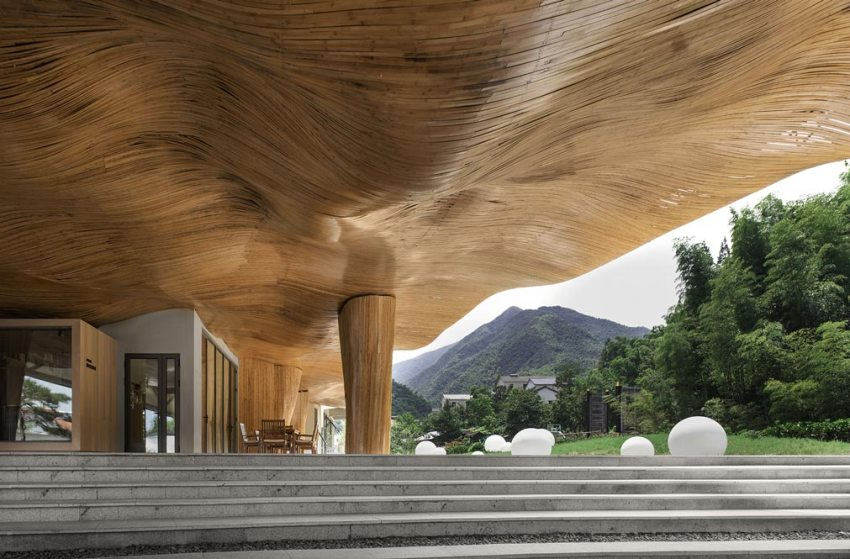 Hill Wind Hotel and Resort byHuafang Wang - Architecture, Building & Structure Design Round-Up / A' Design Award & Competition 2020 - 2021