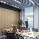 Conference Table - Base4Work Coworking Space / Studio Perspektiv
