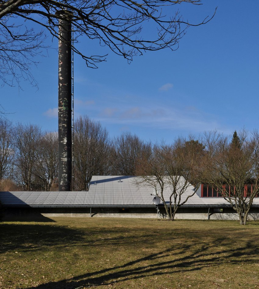 Roof - Ringbo Nursing Home / Hans Christian Hansen