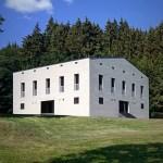 Exterior View - Floor Plans - Ungers House II: Villa Glashütte / Oswald Mathias Ungers