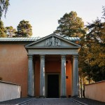 Resurrection Chapel, Lewerentz, 1921-25; 1952