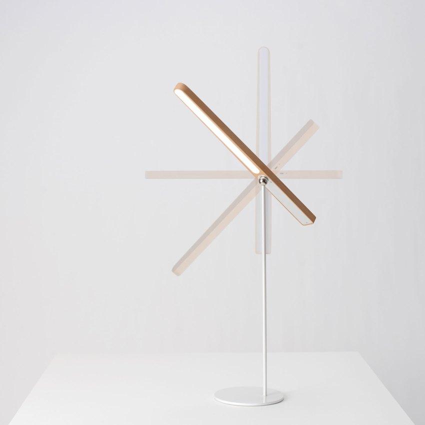 Flex Multifunctional lamp by ZhuoYi Fan - World Design Rankings
