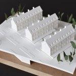 Model - Brf Ferdinand Dwellings in Aspudden / Scott Rasmusson Källander