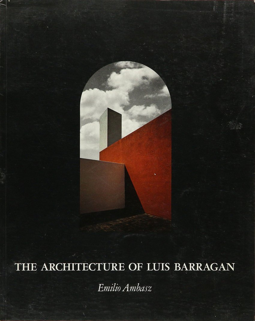The architecture of Luis Barragan book