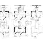 Detail Plans of the Salk Institute for Biological Studies / Louis I. Kahn