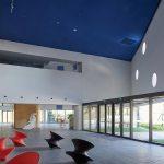 Couryard - Pinghe Bibliotheater in Shangai / OPEN Architecture