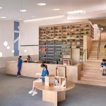 Library Furniture- Pinghe Bibliotheater in Shangai / OPEN Architecture