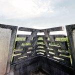 Brion Cemetery Sanctuary Carlo Scarpa ArchEyes trevor patt guardrail