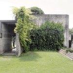Brion Cemetery Sanctuary Carlo Scarpa ArchEyes trevor patt patio