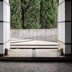Brion Cemetery Sanctuary Carlo Scarpa ArchEyes trevor patt threshold