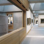 Opening to Void - Yale Center for British Art / Louis Kahn