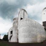 Le Corbusier Ronchamp Chapel chapelle notre dame du haut ArchEyes trevor patt