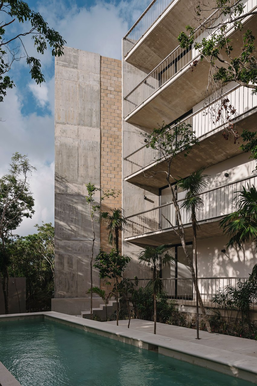 Kokonut Apartments at Riviera Maya / Riparia - TUM Riparia Kokonut HD