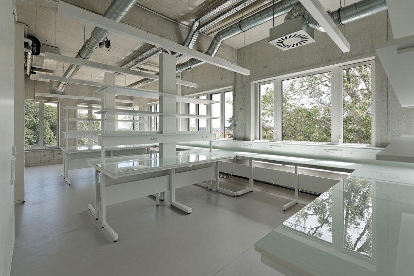 The Campus Plateau de Paris Saclay Dietmar Feichtinger Architectes Laboratory DFA D Boureau
