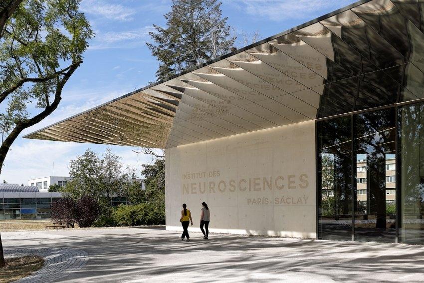 The Campus Plateau de Paris Saclay Dietmar Feichtinger Architectes East View Boureau