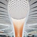 Zaha Hadid Beijing Daxing Int Airport ®HuftonCrow