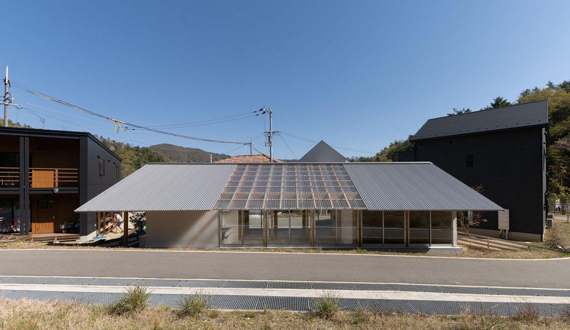 House Minohshinmachi Yasuyuki Kitamura ArchEyes
