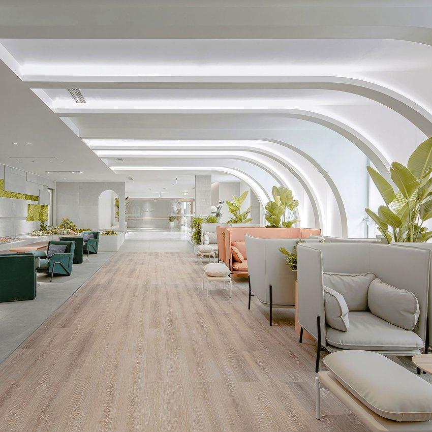 Newme Medical Beauty Hospital byJiang and Associates Creative Design