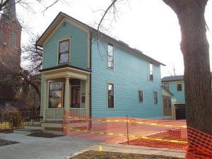 1020 Jackson St., 2021 ARCHie Commendation, Single Family Residential, Eric Heffley