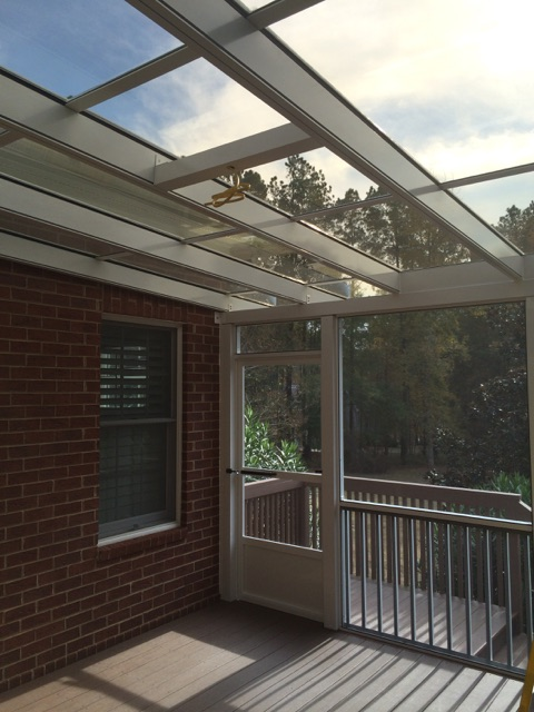 Glass Patio Cover Augusta GA  Architectural Glass