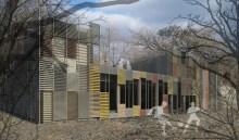 Public Spaces - Exterior Perspective