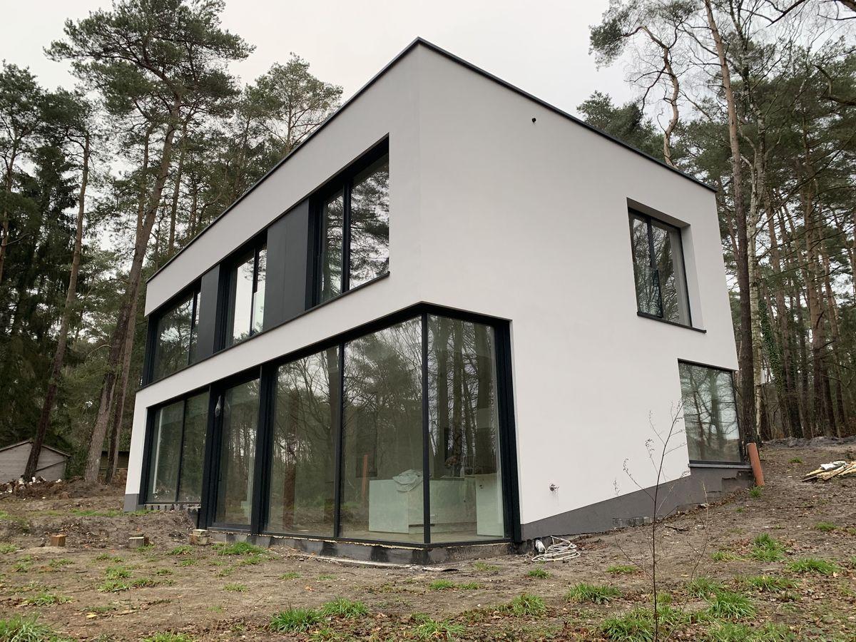 Maison Ossature Bois Brabant Wallon
