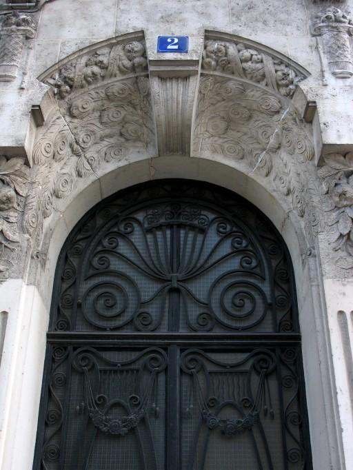 Immeuble Mr Drouin au 32-34 rue Carnot (8)