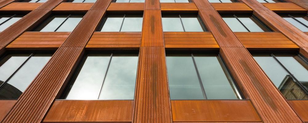 Le plus grand bâtiment en bois des Etats Unis terminé
